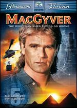 MacGyver: Season 05