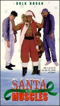 Santa with Muscles - John Murlowski