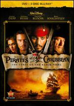 Pirates of the Caribbean: The Curse of the Black Pearl [3 Discs] [DVD/Blu-ray]