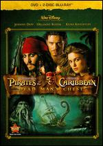 Pirates of Caribbean: Dead Man's Chest [3 Discs] [Blu-ray/DVD] - Gore Verbinski