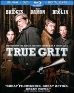 True Grit [2 Discs] [Includes Digital Copy] [Blu-ray/DVD]