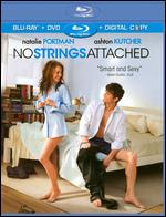 No Strings Attached [2 Discs] [Includes Digital Copy] [Blu-ray/DVD] - Ivan Reitman