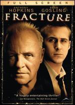 Fracture Dvd (2007)-Anthony Hopkins, Ryan Gosling