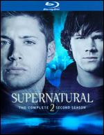 Supernatural: The Complete Second Season [4 Discs] [Blu-ray] -
