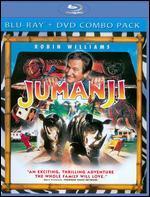 Jumanji [2 Discs] [Blu-ray/DVD]