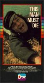 This Man Must Die [Vhs]