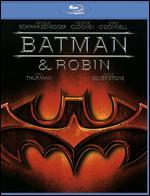 Batman and Robin [With Green Lantern Movie Cash] [Blu-ray]