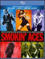 Smokin' Aces [2 Discs] [With Tech Support for Dummies Trial] [Blu-ray/DVD]