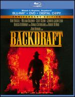 Backdraft [2 Discs] [With Tech Support for Dummies Trial] [Blu-ray/DVD] - Ron Howard