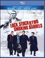 Lock, Stock and Two Smoking Barrels [2 Discs] [With Tech Support for Dummies Trial] [Blu-ray/DVD] - Guy Ritchie