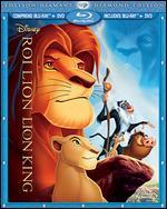 The Lion King [Diamond Edition] [2 Discs] [Blu-ray/DVD]