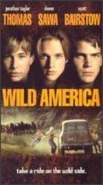 Wild America [Vhs]