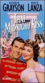That Midnight Kiss [Vhs]