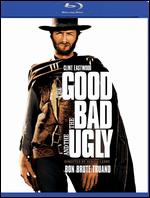The Good, the Bad and the Ugly [Blu-ray] - Sergio Leone