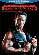Commando [French] [Blu-ray/DVD]