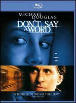 Don't Say a Word [Blu-ray]