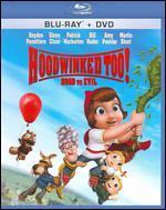 Hoodwinked Too! Hood vs. Evil [2 Discs] [Blu-ray/DVD]