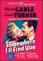 Somewhere I'Ll Find You