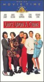 Once Upon a Crime [Vhs]