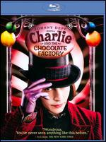 Charlie and the Chocolate Factory [Blu-ray] - Tim Burton