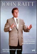 Bell Telephone Hour Telecasts, 1959-1966: John Raitt -