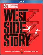 West Side Story [50th Anniversary Edition] [4 Discs] [With Book] [Blu-ray/DVD/CD]