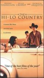 The Hi Lo Country [Vhs]