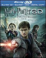 Harry Potter and the Deathly Hallows, Part 2 [French] [3D] [Blu-ray/DVD] [Includes Digital Copy]