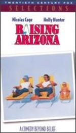 Raising Arizona [Vhs]