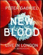 Peter Gabriel: New Blood-Live in London 3d [Blu-Ray / Dvd Combo]