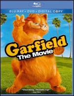 Garfield: The Movie [3 Discs] [Includes Digital Copy] [Blu-ray/DVD] - Peter Hewitt