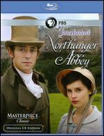 Masterpiece: Northanger Abbey [Blu-ray]