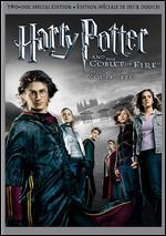 Harry Potter and the Goblet of Fire (Widescreen Two-Disc Deluxe Edition) (Harry Potter 4)