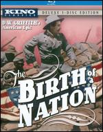 The Birth of a Nation [Deluxe Edition] [3 Discs] [Blu-ray/DVD] - D.W. Griffith