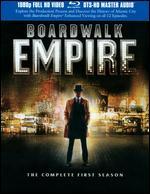 Boardwalk Empire: The Complete First Season [5 Discs] [Blu-ray] -