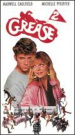 Grease 2 [Vhs]