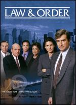 Law & Order: The Ninth Year [5 Discs] -