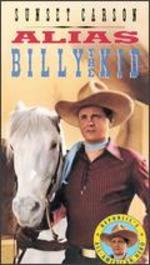 Alias Billy the Kid [Vhs]