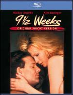 9 1/2 Weeks [Uncut] [Blu-ray]