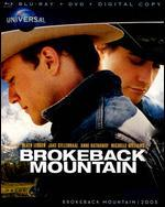 Brokeback Mountain [2 Discs] [Includes Digital Copy] [Blu-ray/DVD]