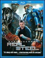 Real Steel [2 Discs] [Blu-ray/DVD]