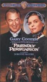 Friendly Persuasion [Vhs]