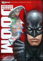 Justice League: Doom - Lauren Montgomery