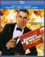 Johnny English Reborn [2 Discs] [Includes Digital Copy] [UltraViolet] [Blu-ray/DVD]