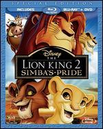 The Lion King II: Simba's Pride [Special Edition] [Blu-ray]