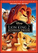 The Lion King II: Simba's Pride [Special Edition] [2 Discs] [DVD/Blu-ray]