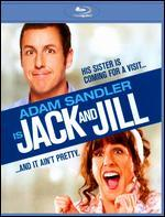 Jack and Jill [Blu-ray] [Includes Digital Copy] [UltraViolet]