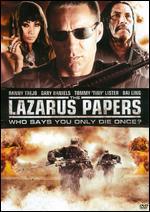 The Lazarus Papers - Jeremiah Hundley