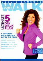 Leslie Sansone: Just Walk - Ultimate 5 Day Walk Plan -