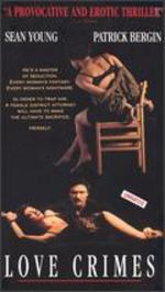 Love Crimes (Unrated Edition) [Vhs]